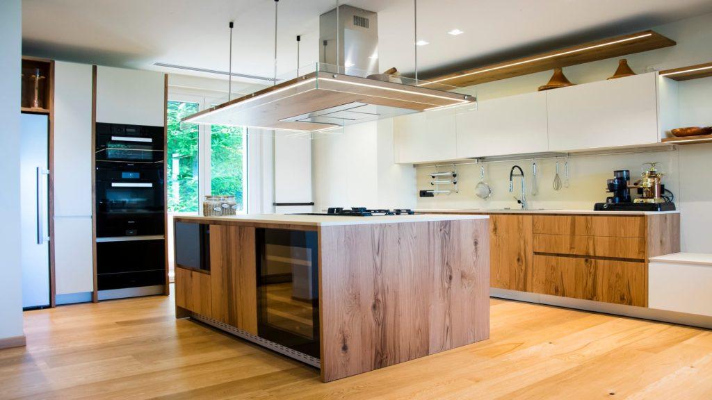 cucina su misura Xera woodline 1